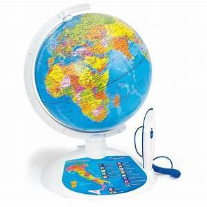 Globe Interactif Clementoni : clementoni exploraglobe le globe interactif achat vente questions reponses cdiscount ~ Medecine-chirurgie-esthetiques.com Avis de Voitures