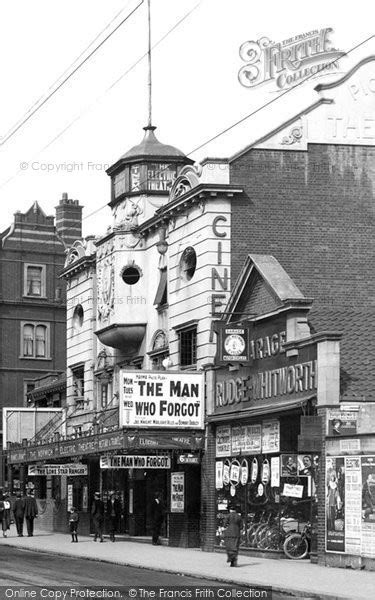 Norwich, The Cinema 1919 - Francis Frith