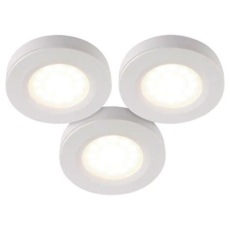 cabinet led puck lights 3 pack rona