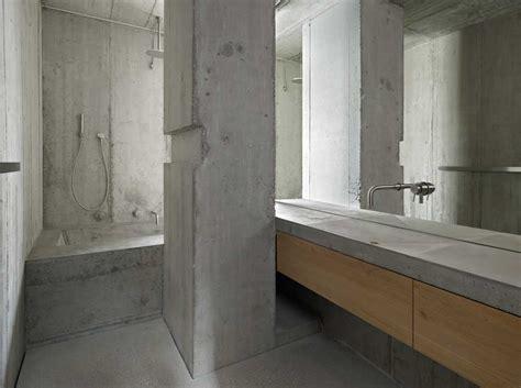 ode    concrete house  basel detail magazine  architecture construction details