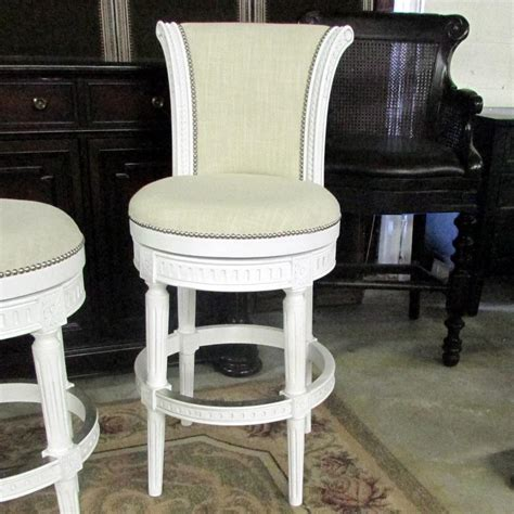 Frontgate Furniture Manchester Swivel Bar Stools & Counter