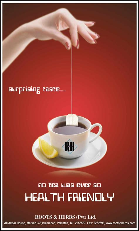 Green Tea Advertisement | Ads of the World™
