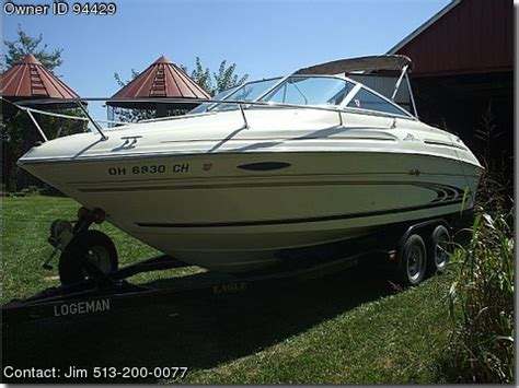 Used Xpress Boats For Sale By Owner by 1998 Sea 215 Express Cruiser Pontooncats