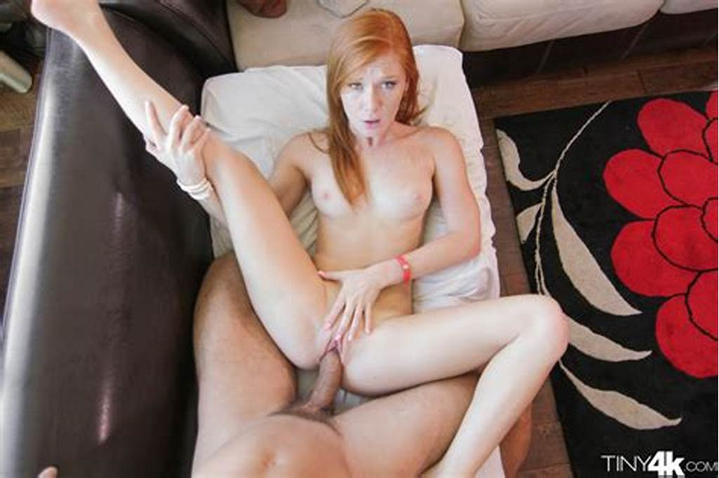 #Flirty #Young #Redhead #Wants #Her #Shaved #Cunt #Filled #With #His
