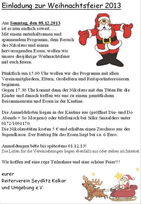 einladung vortrefflich weihnachtsfeier einladung vorlage