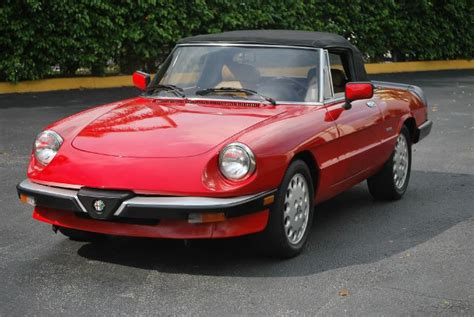 Alfa Romeo The Graduate by 1989 Alfa Romeo Graduate Information And Photos Momentcar