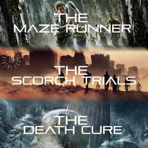 the maze runner series image 2379852 by lady d on favim com