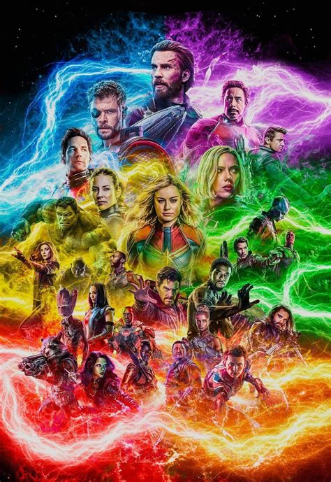 20+ Avengers Endgame Amoled Wallpaper Pictures