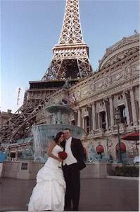 Yep my wedding dress was short very ooh la la for Paris las vegas wedding