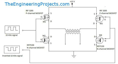sine wave inverter design with code the engineering projects