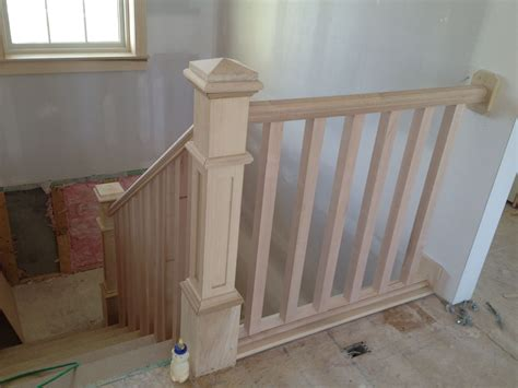 staircase railing post google search interior stair