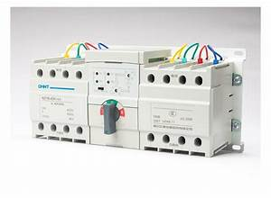 Dual Power Automatic Transfer Switch   4p 3 Phase