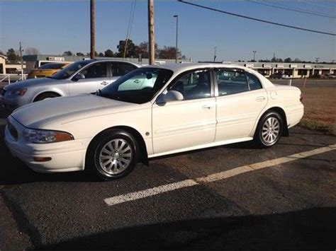 Used Buick Lesabre For Sale By Owner by Buy Used 2005 Buick Lesabre Custom 1 Owner Clean Carfax