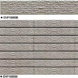Good looking design exterior wall tiles linear cut