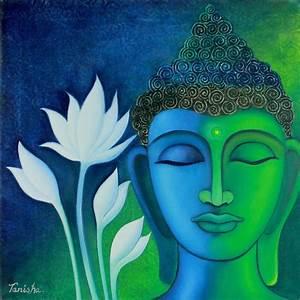 44 best Buddha paintings images on Pinterest | Buddhism ...