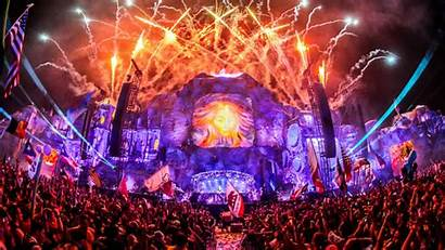 Edm Festival Electronic Rave Genres Umbrella Genre