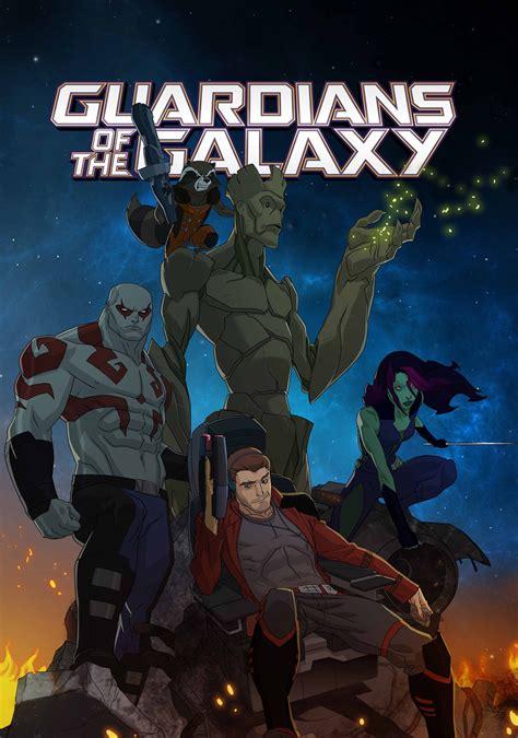 Marvel's Guardians of the Galaxy | TV fanart | fanart.tv