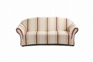 2 Sitzer Sofa Landhausstil : sofa 2 5 sitzer corona im landhausstil mit streifen von max winzer ~ Bigdaddyawards.com Haus und Dekorationen