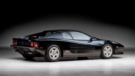 Ferrari Testarossa with 184 miles heads to auction | Autoweek