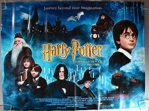 """""""Harry Potter and the Philosophers Stone"""" 2001 First ..."""