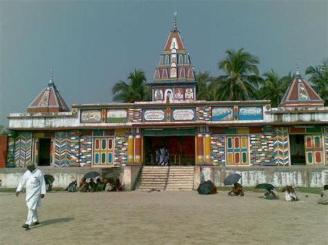 kapil muni main temple gangasagar