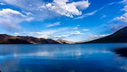 Horizontal Nature Wallpapers Lake 4k Sky Plane