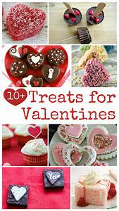 10+ Tempting Valentines Treats - In The Playroom