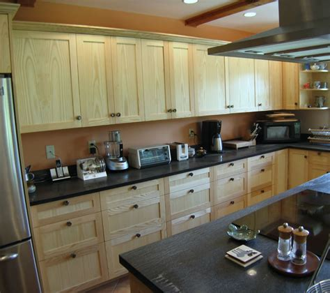 ash kitchen cabinets jim picardi cabinetmaker woodworking design