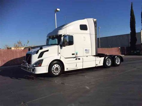 2015 volvo big rig volvo 670 2015 sleeper semi trucks