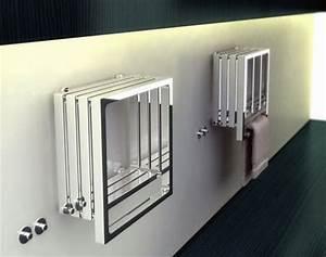 Radiateur Seche Serviette Design : radiateur schema chauffage monter son entreprise sans argent ~ Premium-room.com Idées de Décoration