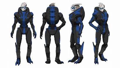 Garrus Vakarian Me1 Wei723 Deviantart Mass Effect