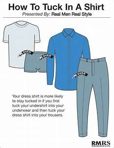 Tucked Vs Untucked | 3 Rules On Tucking In Your Shirt