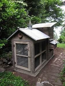 Building Your Own Chicken Coop And Run - WoodWorking