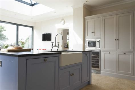 dual colours woodwork kitchens handmade furniture