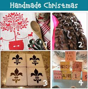 Handmade Christmas Gift Ideas diy}