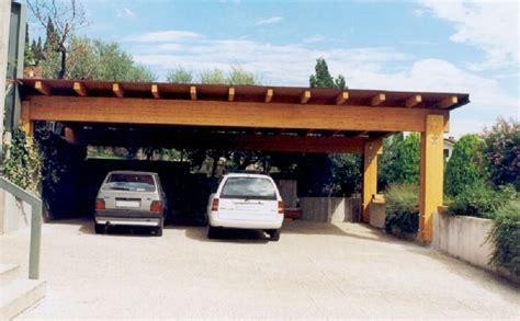 box auto in ferro carport verona carport in legno antigrandine