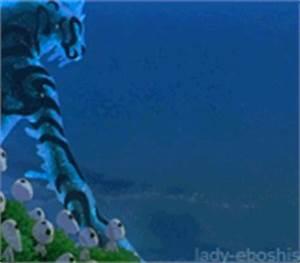 Princess Mononoke Animation GIF - Find & Share on GIPHY