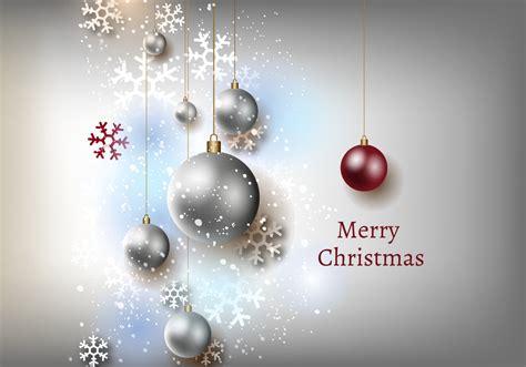 christmas grey background vector