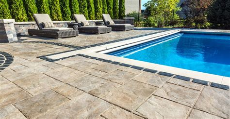 Unilock Beacon Hill Pavers by 6 Excellent Flagstone Substitutes With Added Durability
