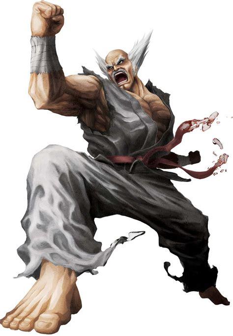 Street Fighter X Tekken Renders Tekken Headquarter
