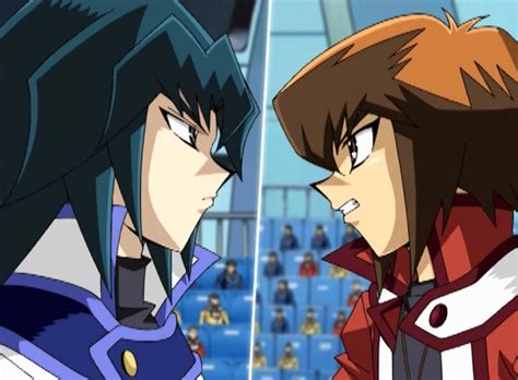 gx yu gi oh episode jaden anime zane planet vs graduation