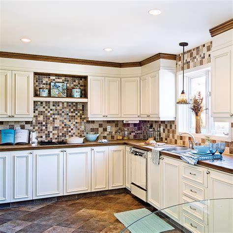 decoration cuisine rénovation abordable de la cuisine cuisine avant après