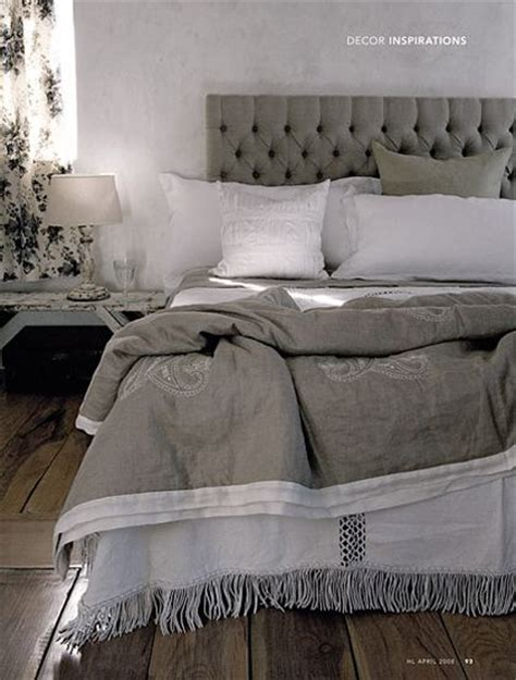 sleepys tufted headboard white bedding grey headboard bedroom inspiration