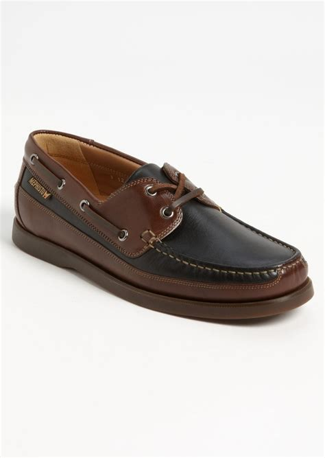 Mephisto Boat Shoes by Mephisto Mephisto Boating Water Resistant Leather Boat