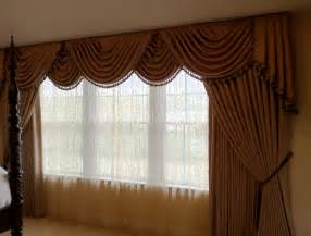 Jc Penny Curtains by Traditional Swags And Cascades With Drapes Window Works