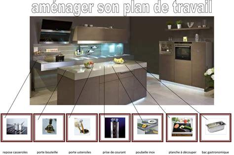 prise sur plan de travail cuisine prise encastrable plan de travail wikilia fr