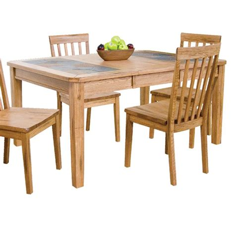 slate kitchen table designs sedona extension table w slate top conlin