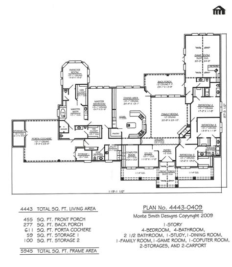 4 bedroom floor plans 2 4 bedroom house plans 1 5 3 2 bath floor best farm