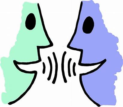 Talking Clipart Communications Clip Communication Communicate Speaking