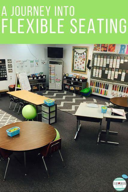 journey  flexible seating  teachers classroom